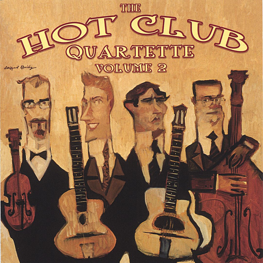 Hot Club Quartet Vol.2