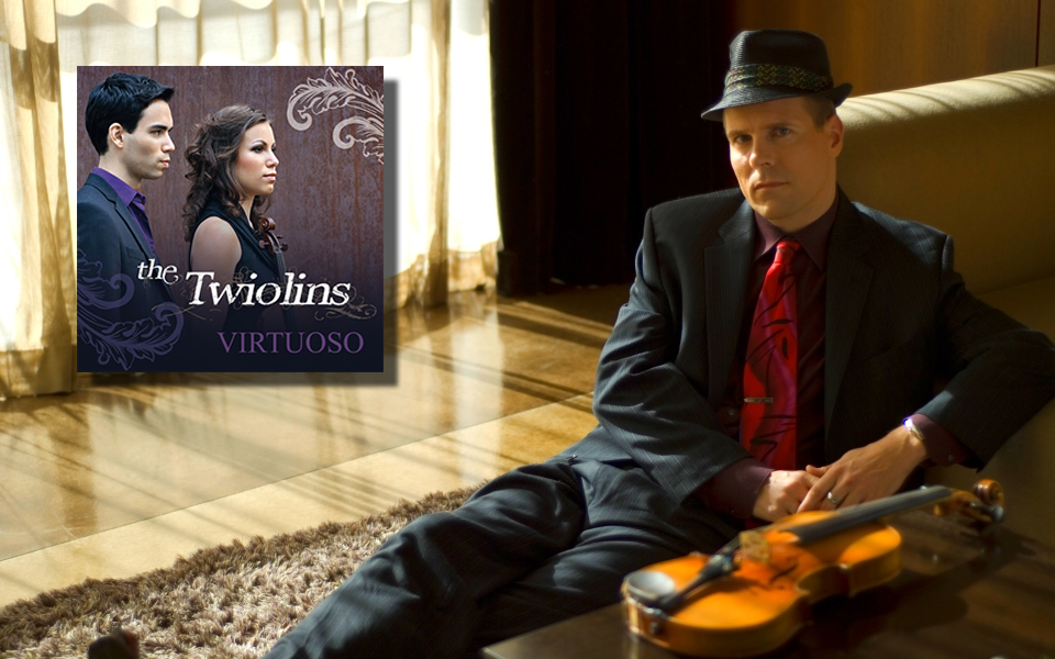 "Acclaimed violin duo ""The Twiolins"" premieres my Violin Double Concerto"